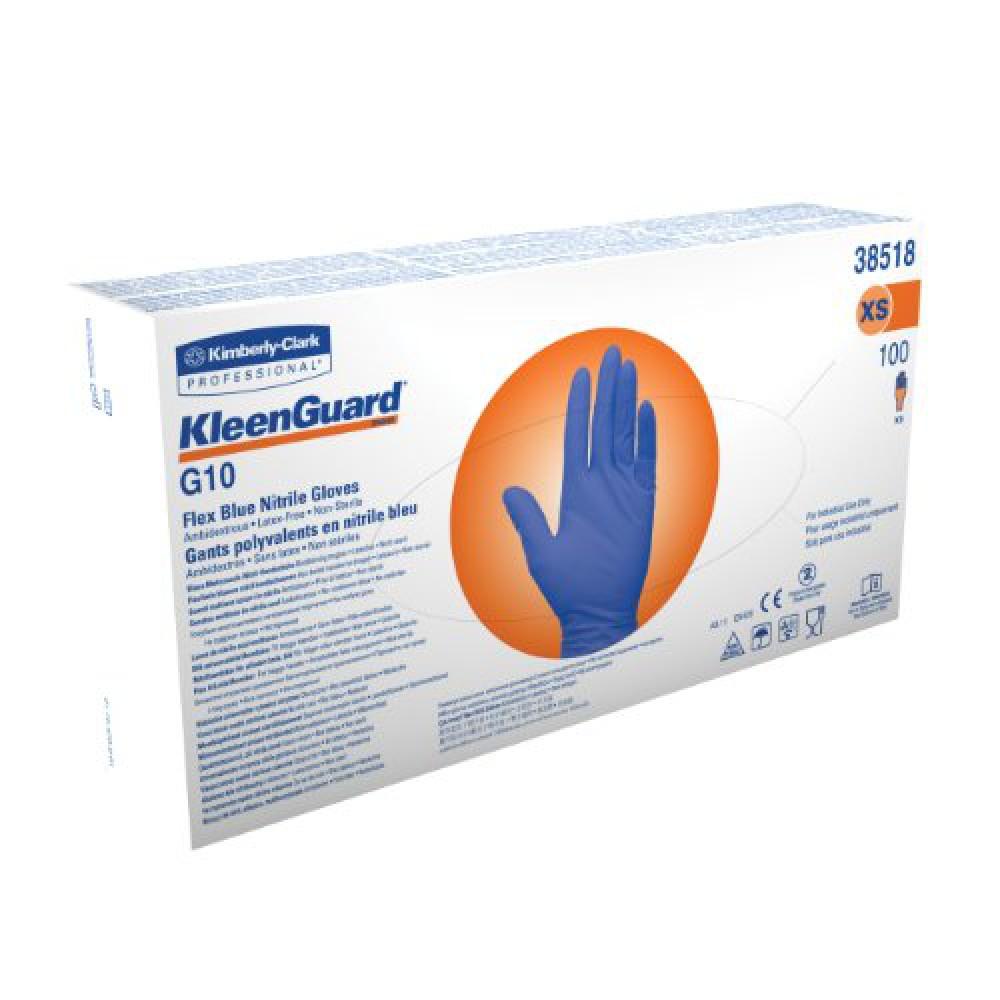 Перчатки KleenGuard S,M,L