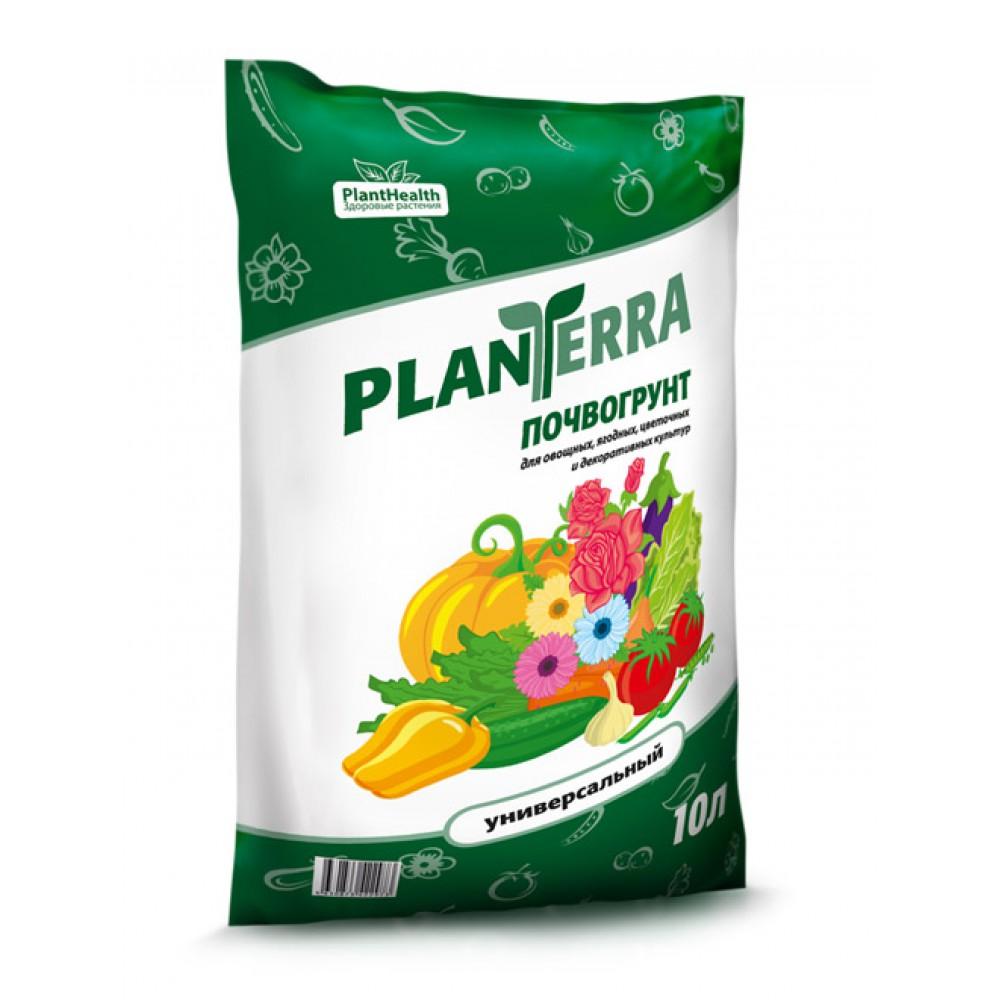 PlanTerra - универсальный, 10л, для садово-огородных растений
