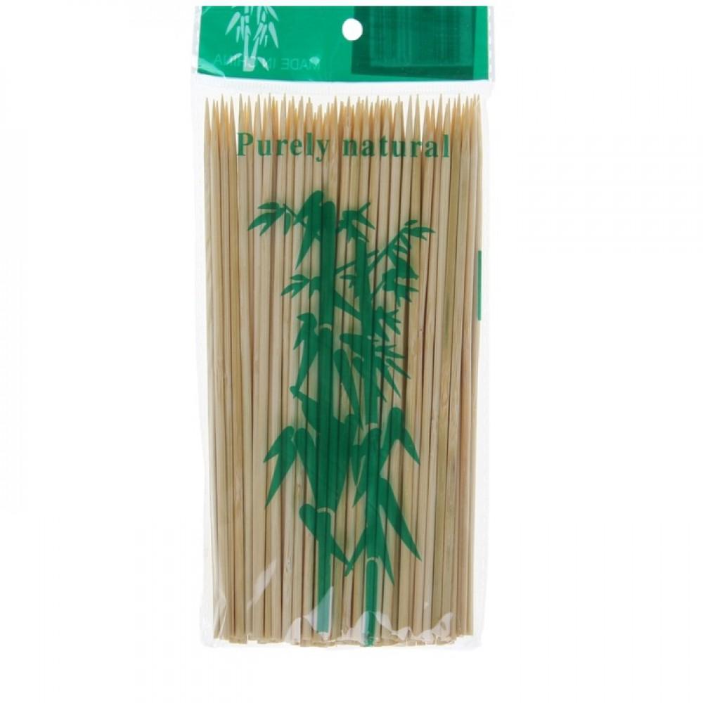 Набор шампуров деревянных 15см 85-90шт