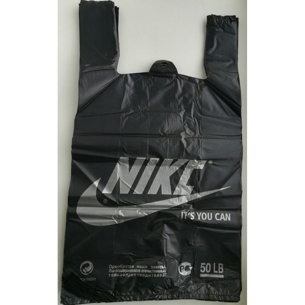 Майка ПНД НИКС 30*55/20 7,0 грамм (Черный) (50шт)