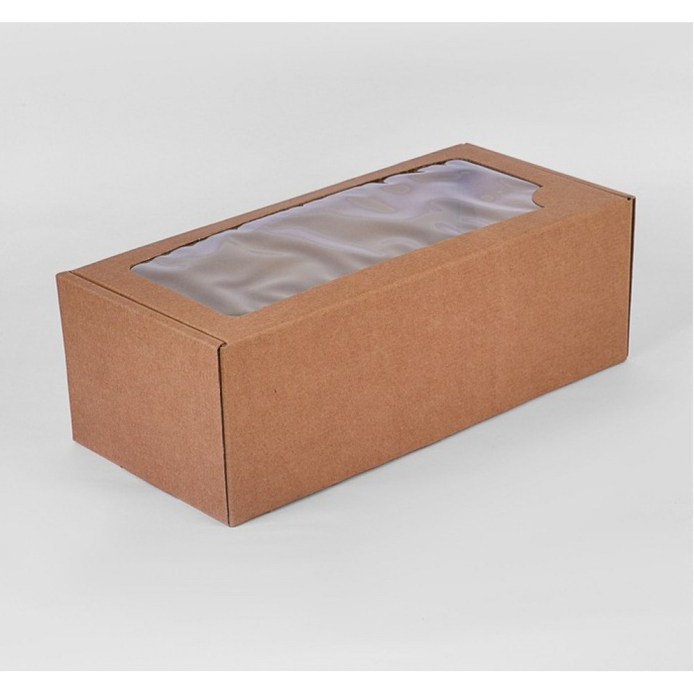 Коробка крафт 16*35*12см