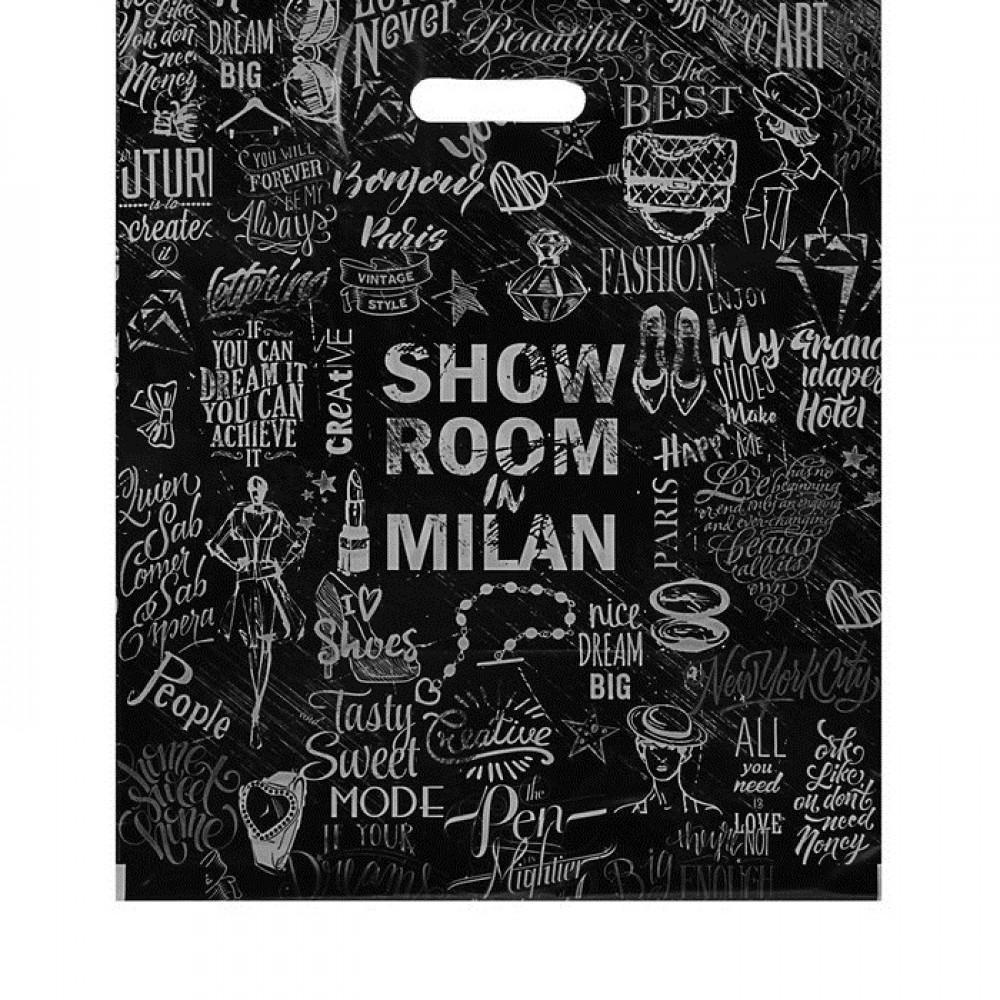 Пакет ПВД 40*47/45мкм Шоу-Рум