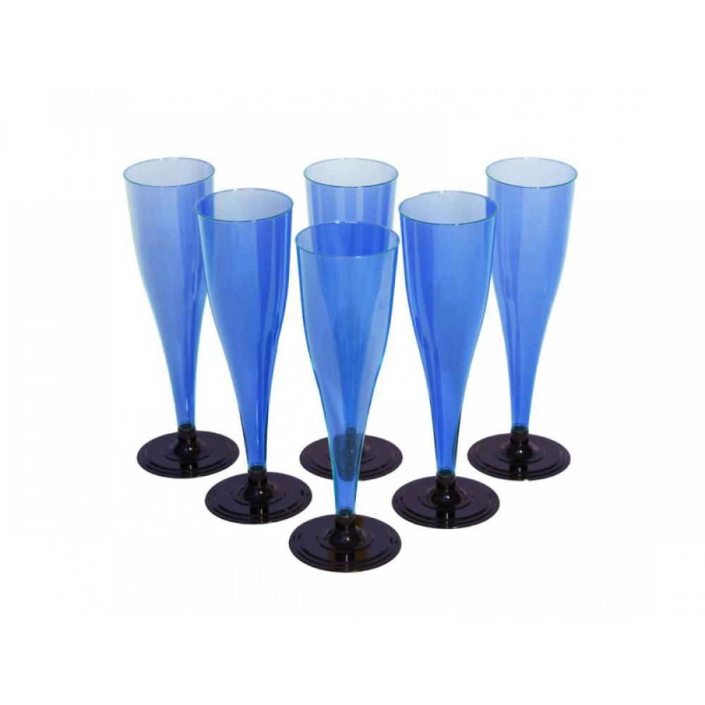 "Набор бокалов для вина 200мл. ""Кристалл"" 6шт."