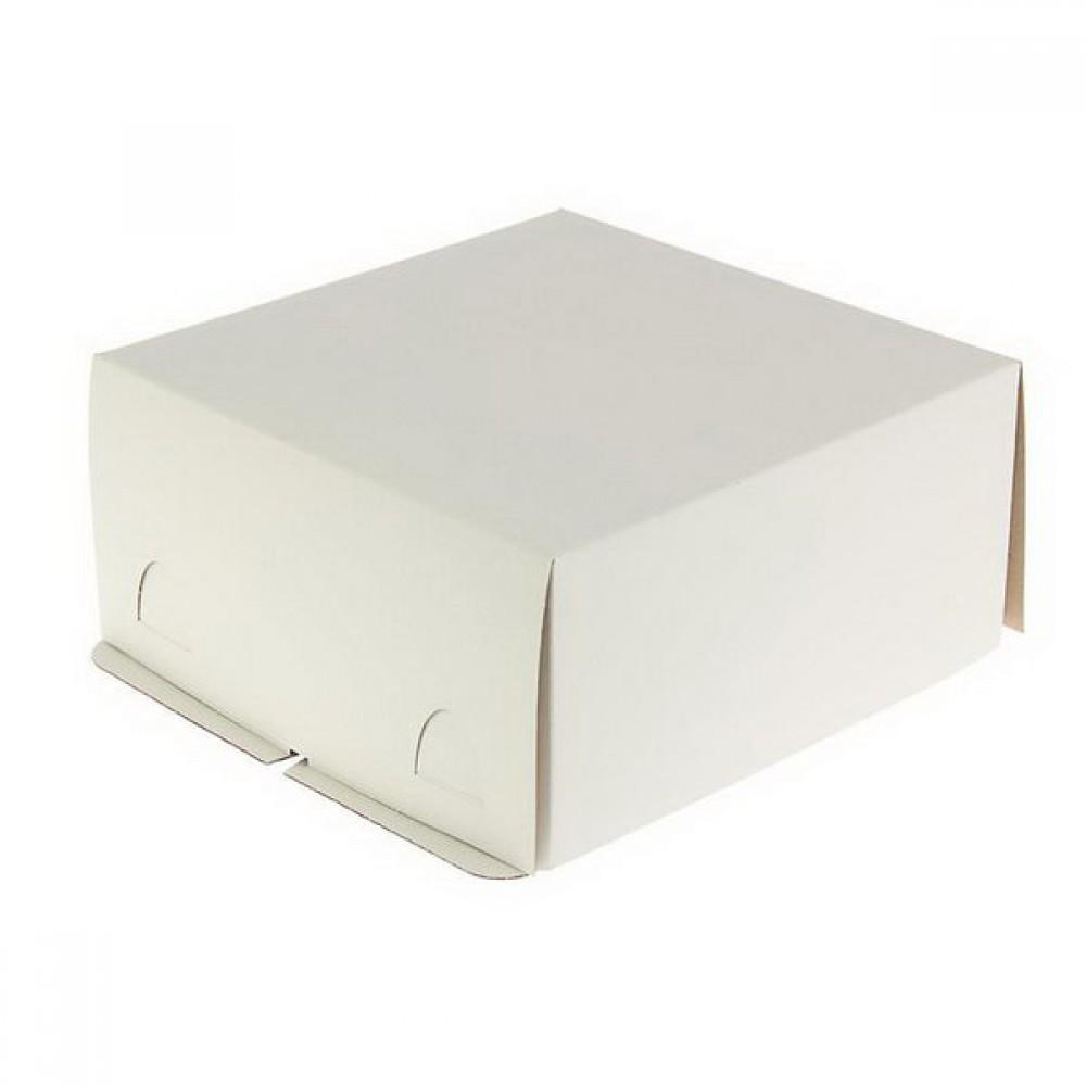 Кондитерская упаковка, 28 х 28 х 10 см