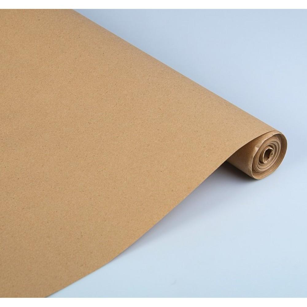 Бумага упаковочная крафт 0,72*20м 70г